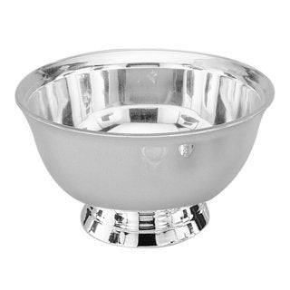Elegance 6-inch Silver Plated Revere Bowl with Liner