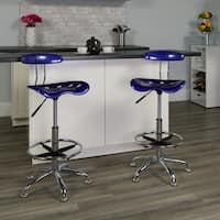 41-inch Adjustable Drafting Stool - 41""