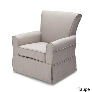 Delta Children Epic Upholstered Glider (Option: Taupe)