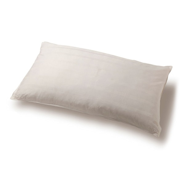Fashion Bed Group Feather and Down Pillow with Portable Carrying Case (Set of 2)