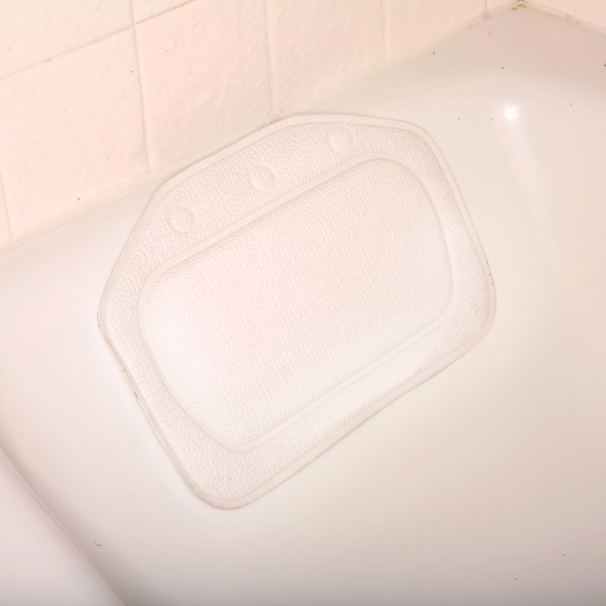 Bath Cushion Foam Bath Cushion White