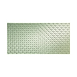 Fasade Rings Fern 4 x 8 ft. Wall Panel