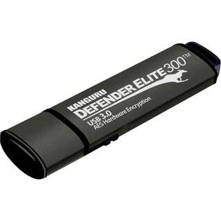 Kanguru Defender Elite300 FIPS 140-2 Certified, USB 3.0 secure flash