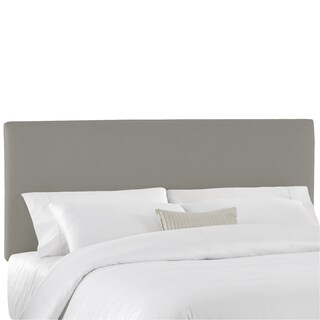 Zone Upholstered Headboard In Grey Free Shipping Today 17326588