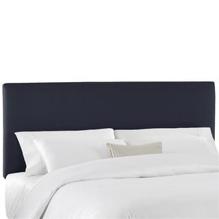 Skyline Furniture Duck Navy Upholstered Headboard