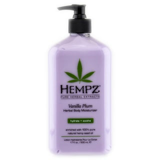 Hempz 17-ounce Vanilla Plum Herbal Moisturizer