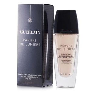 Guerlain Parure De Lumiere SPF 25 Foundation 01 Pale Beige