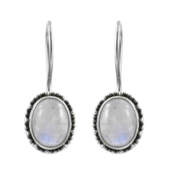 overstock earrings shop moonstone earrings free shipping today overstock 3424