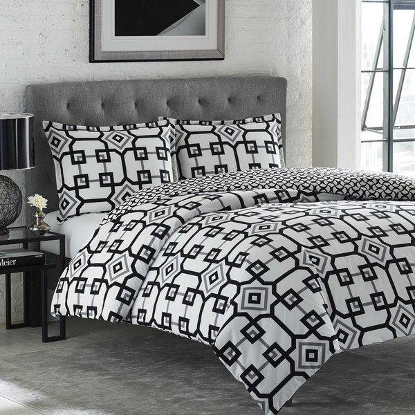 617ecb043d31 Shop Adrienne Vittadini Cathi Comforter Set - Free Shipping Today -  Overstock - 10546964