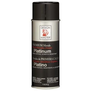 Colortool Metallic Spray Paint 12ozPlatinum