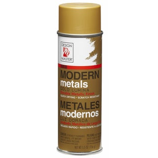 Modern Metals Spray Paint 5.5ozGold Lumina