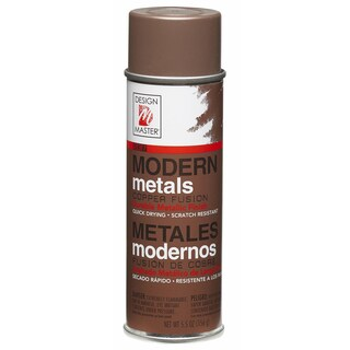 Modern Metals Spray Paint 5.5ozCopper Fusion