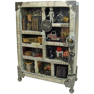 Tim Holtz IdeaOlogy Configurations6.75inX8.75in, 9 Compartments