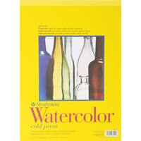 Strathmore Watercolor Paper Pad 11inX15in12 Sheets