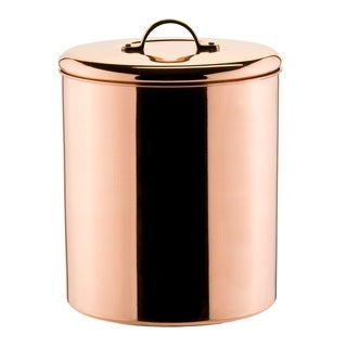 Polished Copper 4-quart Cookie Jar