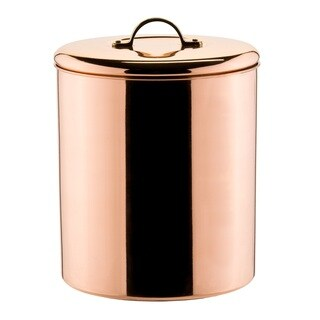 Old Dutch Polished Copper 4 qt. Cookie Jar
