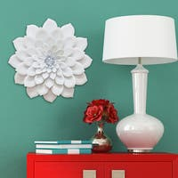 Stratton Home Decor Layered Flower Wall Decor