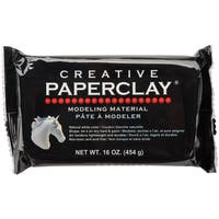 Creative Paperclay 16ozWhite