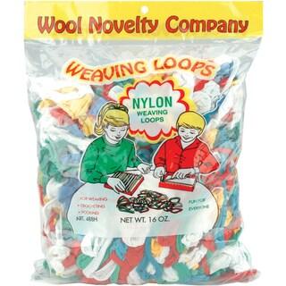 Nylon Weaving Loops 16ozAssorted
