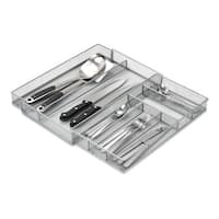 Honey-Can-Do Steel Mesh Expandable Cutlery Tray