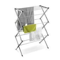 Honey-Can-Do DRY-01234 Chrome Accordion Drying Rack