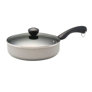 Farberware Dishwasher Safe Nonstick 2-3/4-Quart Covered Saute