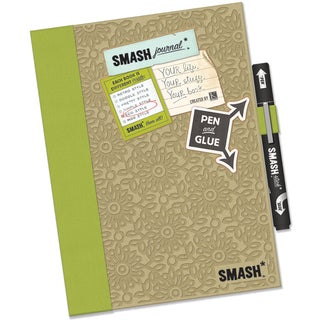 SMASH Folio 10.25inX7.75inEco Green