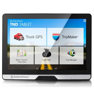 Rand McNally TND 8-inch Truck GPS/ Android Combo Tablet