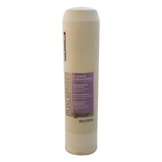 Goldwell Dualsenses Blondes & Highlights Anti-Brassiness 10.1-ounce Conditioner
