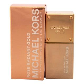 Michael Kors Rose Radiant Gold Women's 1-ounce Eau de Parfum Spray