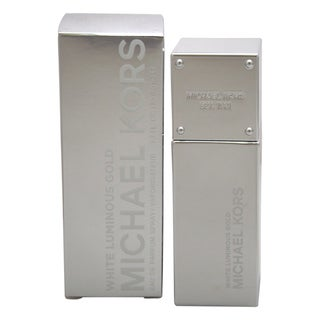 Michael Kors White Luminous Gold Women's 1.7-ounce Eau de Parfum Spray