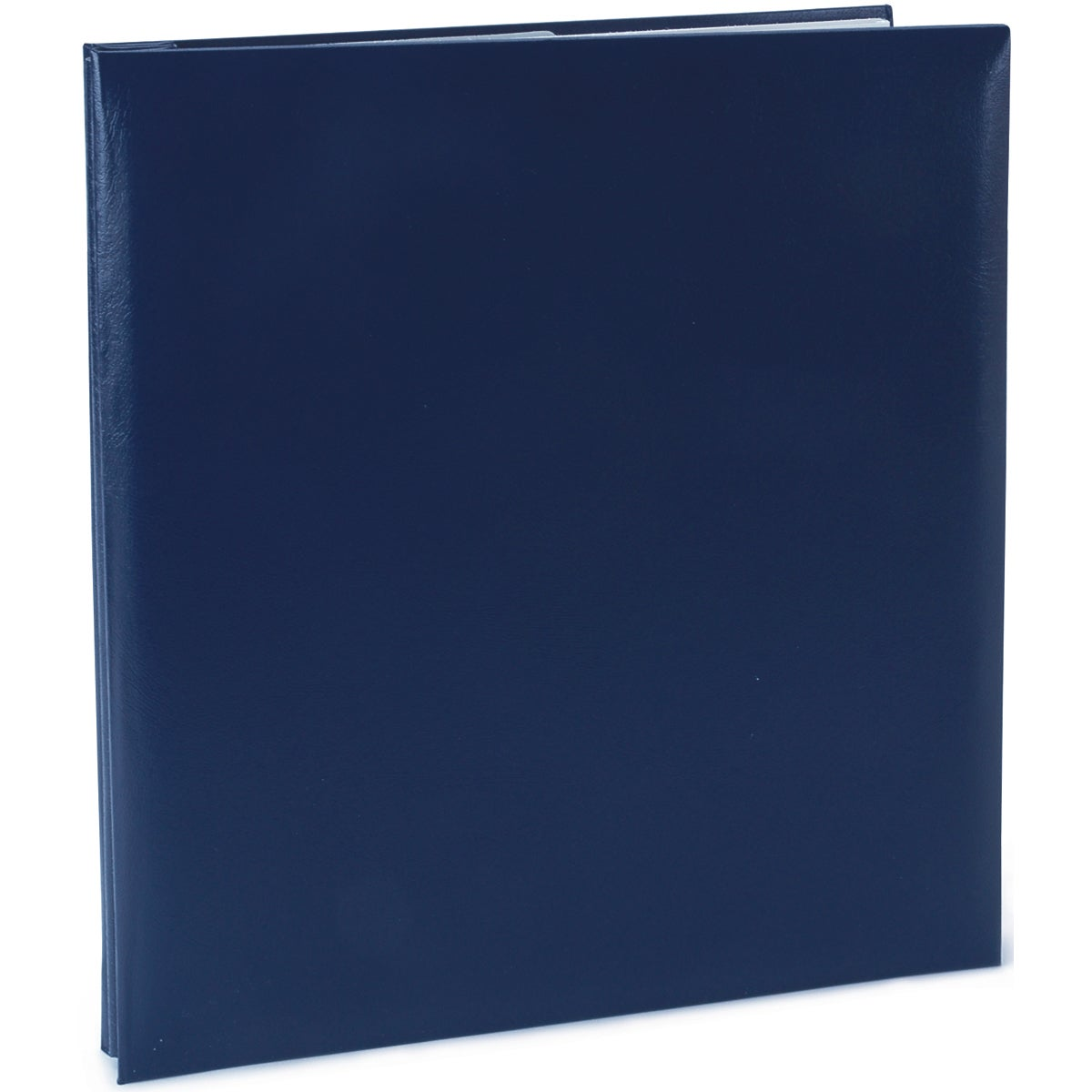 Pioneer Leatherette Post Bound Album 8.5inX11inNavy (Navy...