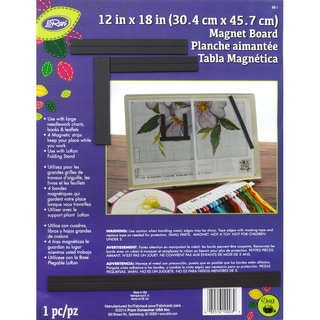 LoRan Big Board Magnet Board 12inX18in