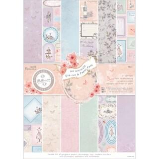 Papermania Bellisima Ultimate DieCut/Paper Pack A4 48/Sheet