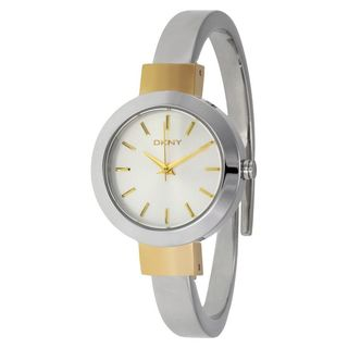 DKNY Women's NY2352 'Stanhope' Stainless Steel Watch