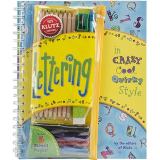 Lettering Book Kit