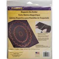 ProMag Magnetic Die Holder Sheets 3/Pkg8.5inX11inX.3in