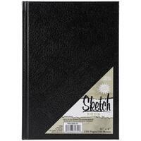 Pro Art Hard Bound Sketch Book 5.5inX8in110 Sheets