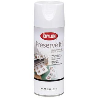 PreserveIt Digital Photo & Paper Protectant Aerosol SprayMatte 11oz