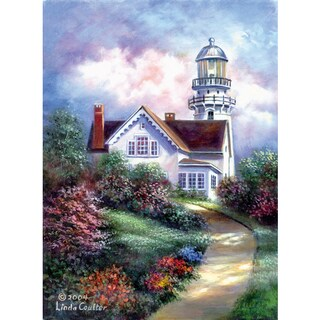 Acrylic Paint Your Own Masterpiece Kit 11inX14inCape Elizabeth