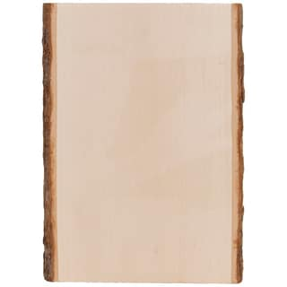 Basswood Country Rectangle Plank7in To 9inX11in
