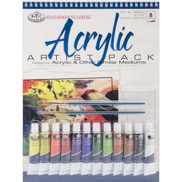 Essentials Artist PackAcrylic