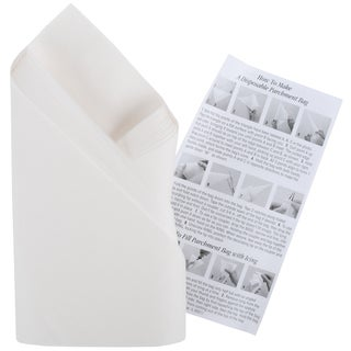 Parchment Triangles 100/Pkg15in