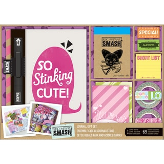 SMASH Folio Gift Set 69pcsCutesy