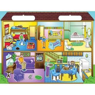 Magnetic CreateAScene KitDoll House