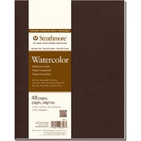 Strathmore Softcover Watercolor Journal 7.75inX9.75in24 Sheets