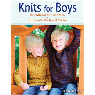 Stackpole BooksKnits For Boys