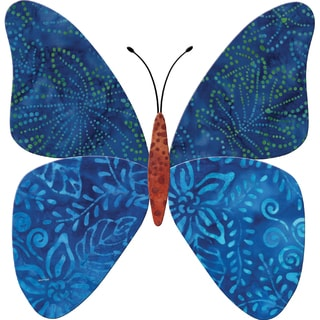 Go! Fabric Cutting DiesButterfly By Edyta Sitar 8inX7.5in
