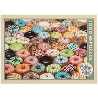 Jigsaw Puzzle 1000 Pieces 10inX14inDoughnuts|https://ak1.ostkcdn.com/images/products/10548102/P17627895.jpg?impolicy=medium