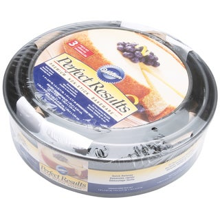 Perfect Results Springform Pans 3/PkgRound 8in, 9in, 10in